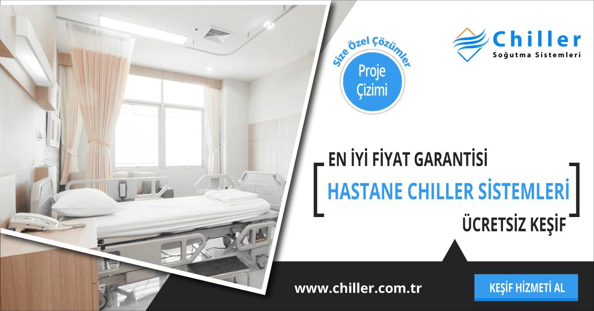 hastane chiller sistemleri