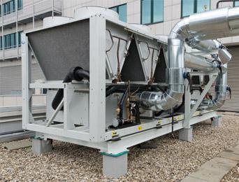 chiller soğutma sistemleri montajı