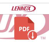 lennox chiller katalog