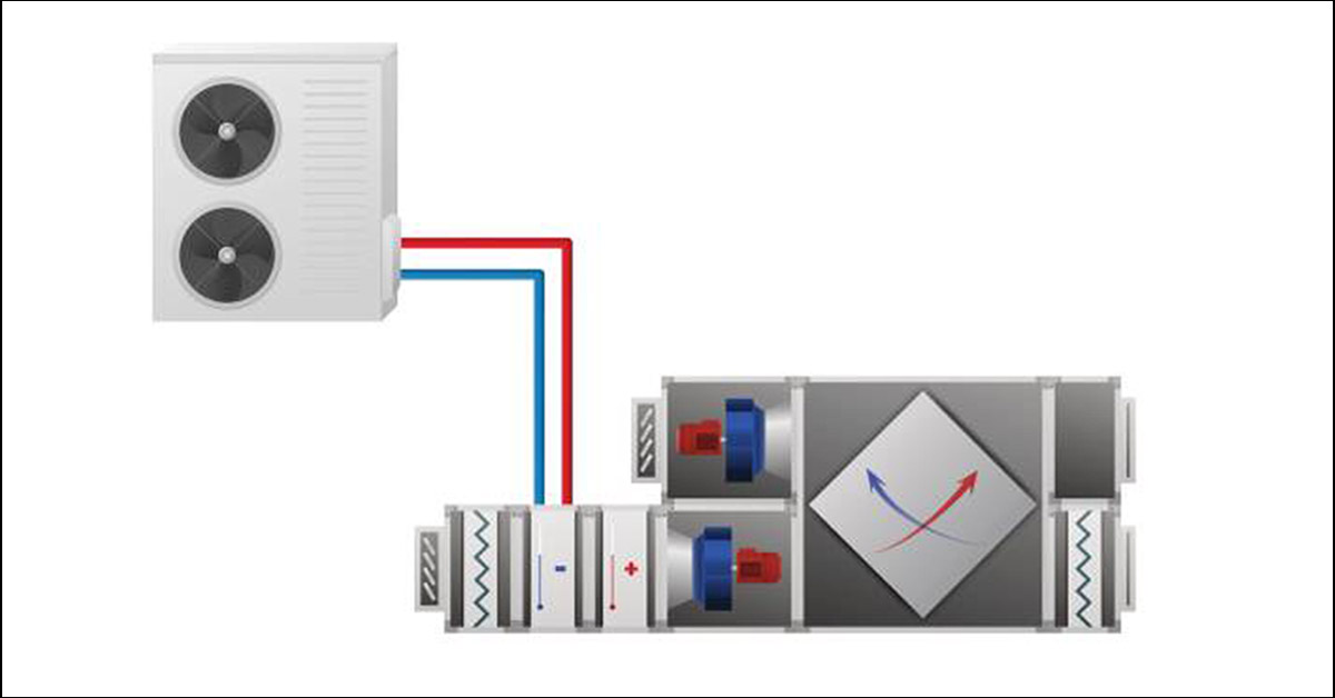 klima santrali nasıl çalışır