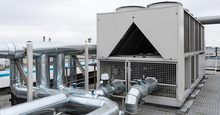 chiller soğutma sistemi kapasite hesabı